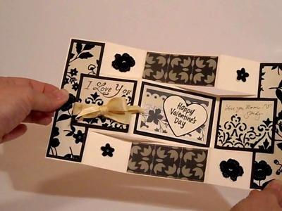 My Trifold Shutter Card