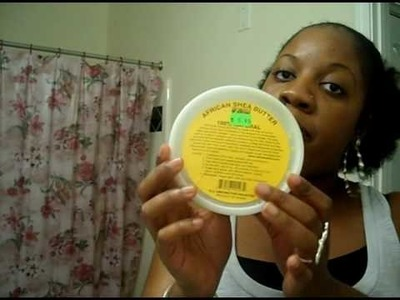 "Natural Hair: DIY ""Protein Sensitive"" Homemade Deep Conditioner"