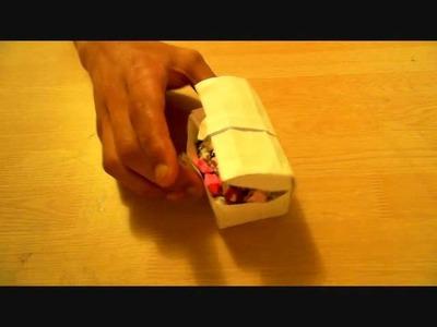 Origami treasure chest (not tutorial)