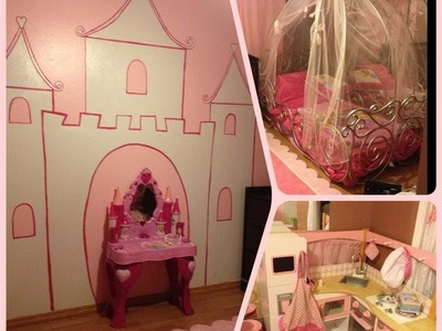 Project: New Room! DIY Princess Room :)