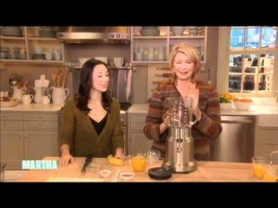 Quick and Easy Smoothie Recipes | Shira Bocar | Martha Stewart