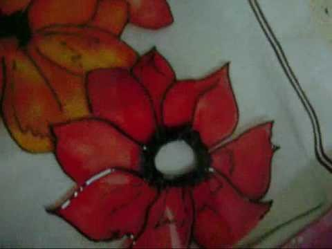 Stained glass Painting