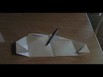 Stop Motion Music Video: Origami Double CD Case