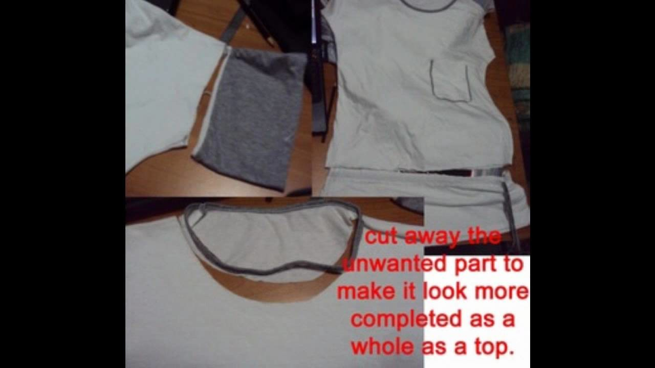 Tutorial on how to DIY your old clothes (1).wmv