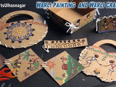 Warli Painting and Warli Craft - JK Arts 548
