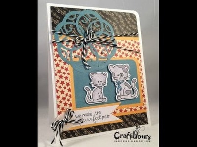 Cardmaking with Sizzix Precision Base Plate