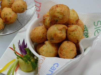 Cheese Balls - By Vahchef @ vahrehvah.com