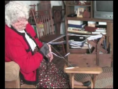 Eleanor Bittle and the Art of Tape Weaving, part 2