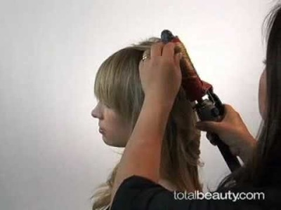 Hide Damaged Hair with This Easy Trick