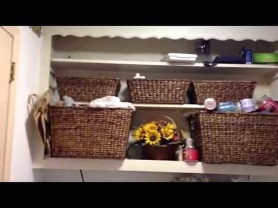 Home organization:My plan to completely organize my home in
