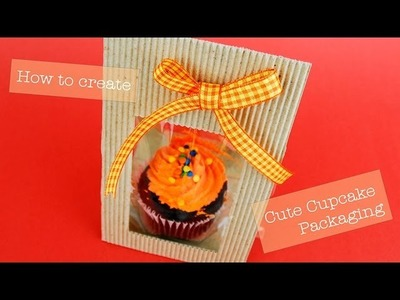 How to Create Cute Cupcake Packaging