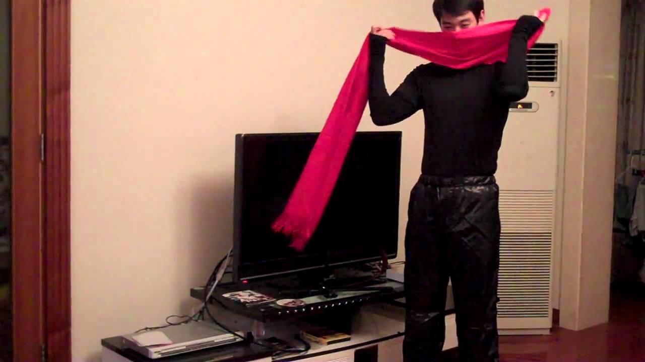 How To Dress As A Cool Ninja For Halloween