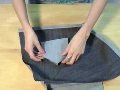 How To Make a Mini Shoulder Bag