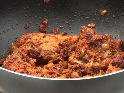 How to Make a Restaurant Style Vindaloo