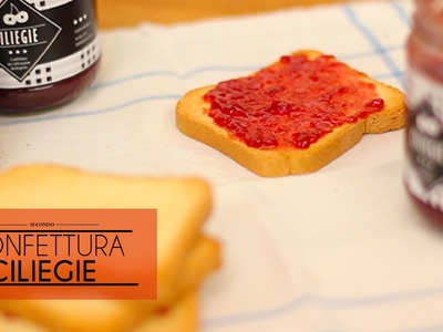 How to make Cherry Jam | Marche, Italy | DifferentTaste