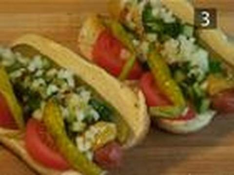 How To Make Chicago Hot Dogs