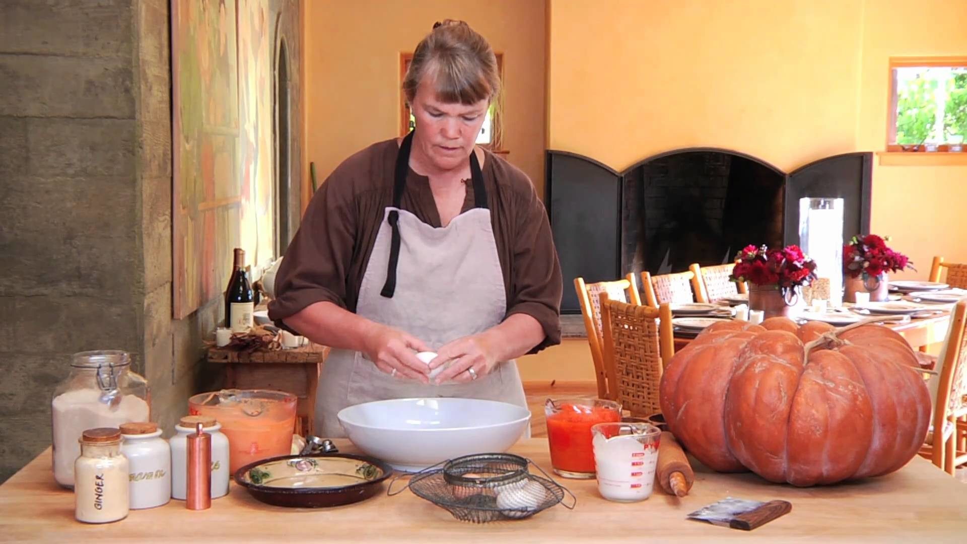How to Make Pumpkin Pie: Thanksgiving Dinner Recipe | Pottery Barn