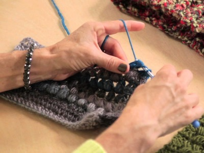 Learn with Jo-Ann: Make a Puff Stitch with Vickie Howell
