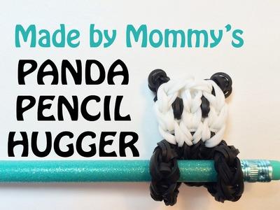 Panda Bear Charm - Rainbow Loom Pencil Hugger #1