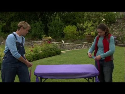 Sophie-World: Table-covering tips