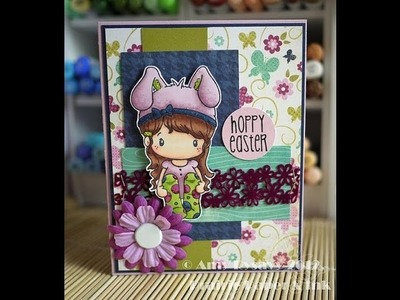 Spring & Easter Card Series - Card #2