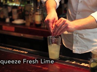 Vodka Gimlet Cocktail Recipe - How to Make a Vodka Gimlet