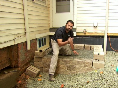 2011 Contractor Showcase Project: How-To Build a Raised Patio