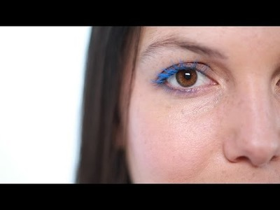 Bright Eye Makeup Tutorial For Every Eye Color