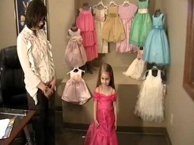 Chic Baby Designer Dresses at Sophias Style
