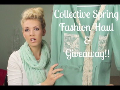 ❤ Collective Spring Fashion Haul & GIVEAWAY (CLOSED) . . cichic.com ❤