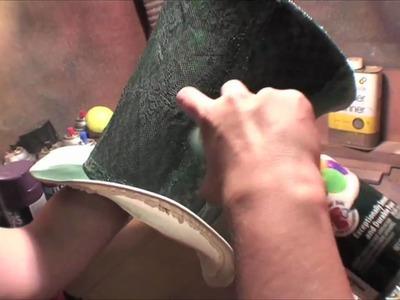 ThreadBanger: Mad Hatter Costume, Tim Burton's Alice in Wonderland