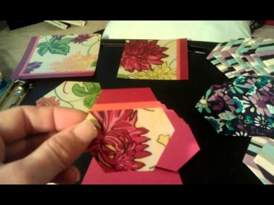"2"" Hexagon paper piecing quilt - Create your own templates tutorial (Part 3)"