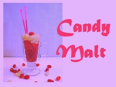 Candy Malt - Valentine's Day Gift Ideas For Kids