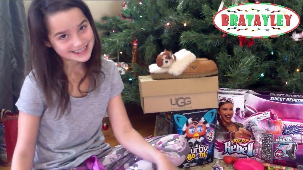 Christmas Morning With Bratayley 2013 | Christmas Gift Haul (WK 156)
