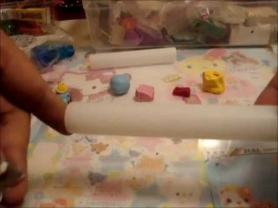 Dumbo Polymer Clay Charm Tutorial
