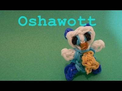 EASY Oshawott Pokemon- Rainbow Loom Charms