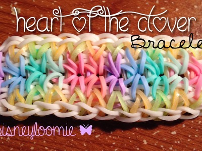♧ Heart of The Clover Bracelet Tutorial (Invention) ♧