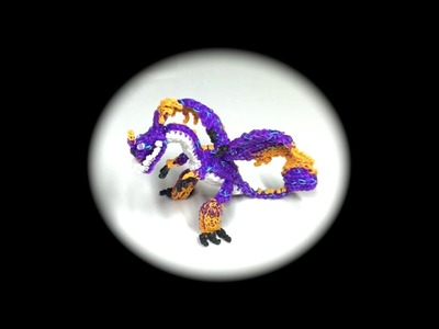 How to Loom Your Dragon (Part 1.2 Hobblegrunt Adult)