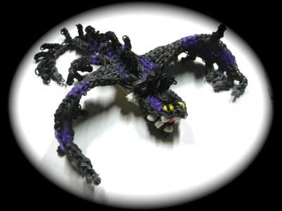 How to Loom Your Dragon (Part 2.2 Skrill Adult)