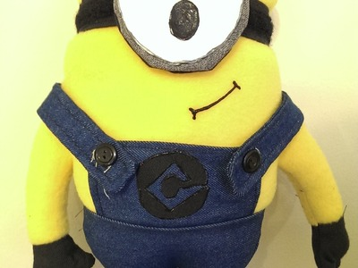 How to Make a Minion (Pattern Included)