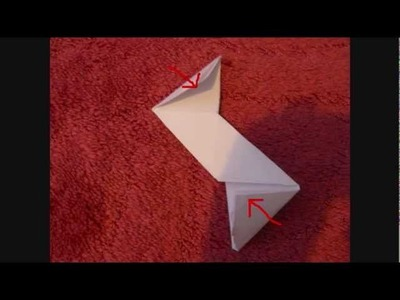 How to make a paper Ninja Star [Shuriken] - Easy