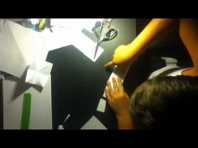 How to make a paper phone case