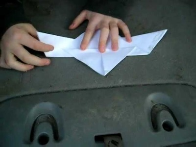 How to make a paper puppet
