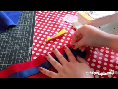 How to Make a Superhero Mask and Belt