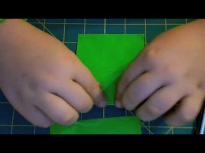 How to make duct tape fabric