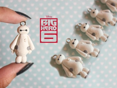 How To : Polymer Clay Big Hero 6 Baymax