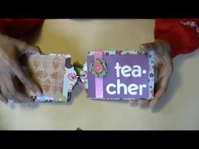 """""""I am"""" Mini Teacher gift"""