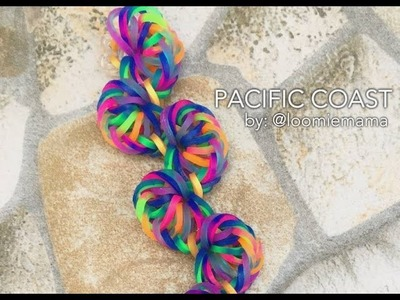 PACIFIC COAST Hook Only bracelet tutorial