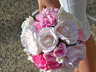 Paper Flowers - Roya's Creations - Wedding Collection
