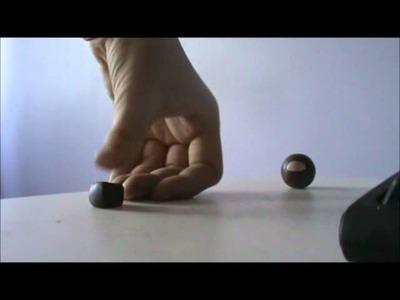 Polymer Clay Charm Tutorial: Ninja Chibi